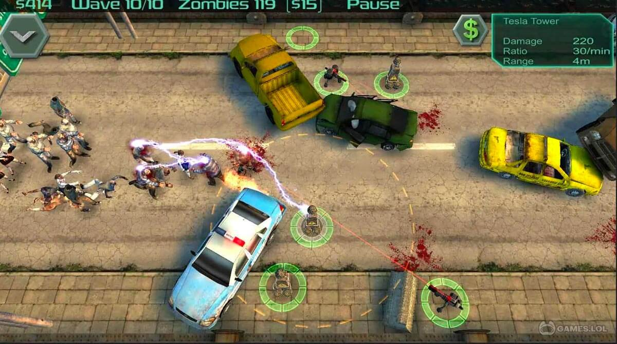 zombie defense download full version