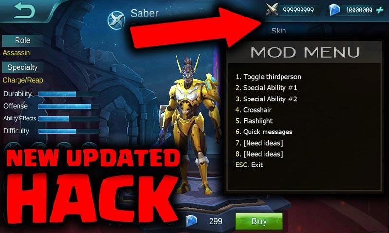mobile legends diamond hack