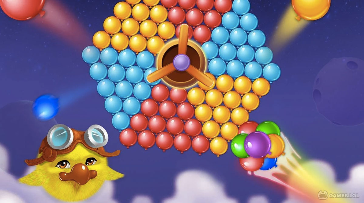 bubble shooter download PC free