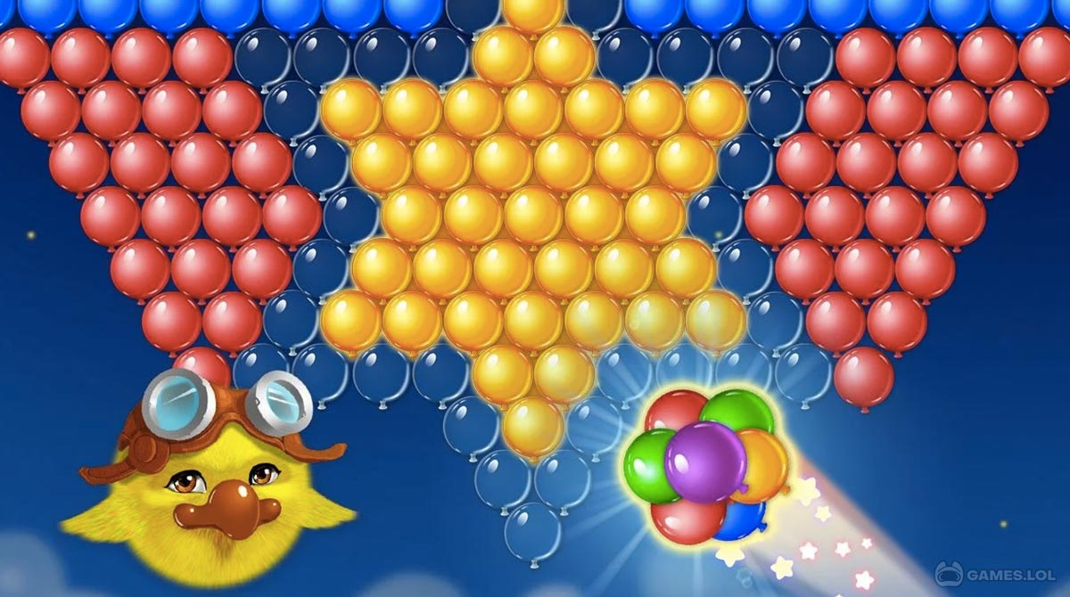 bubble shooter download free