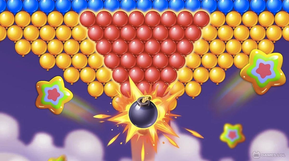 bubble shooter download full version