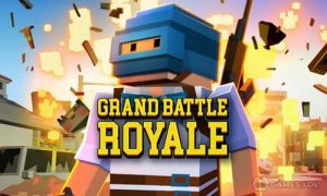 Play Grand Battle Royale: Pixel FPS on PC