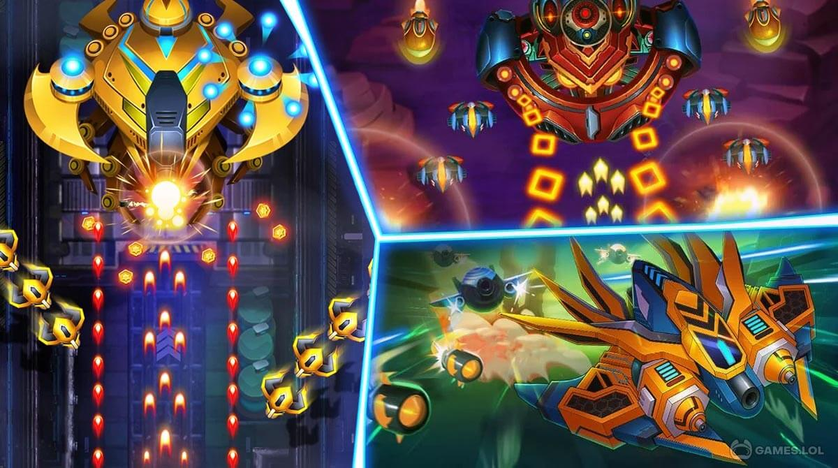 infinity shooting download PC free