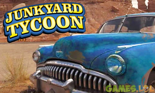 Play Junkyard Tycoon – Car Business Simulation Game on PC