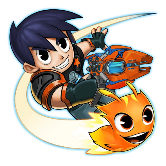 Slugterra Slug It Out 2 Gunner