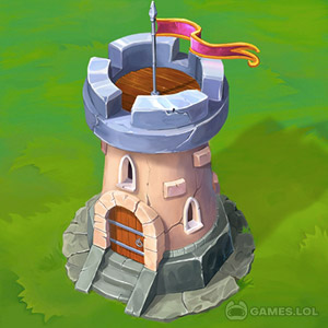 Play Toy Defense Fantasy — Tower Defense Game on PC