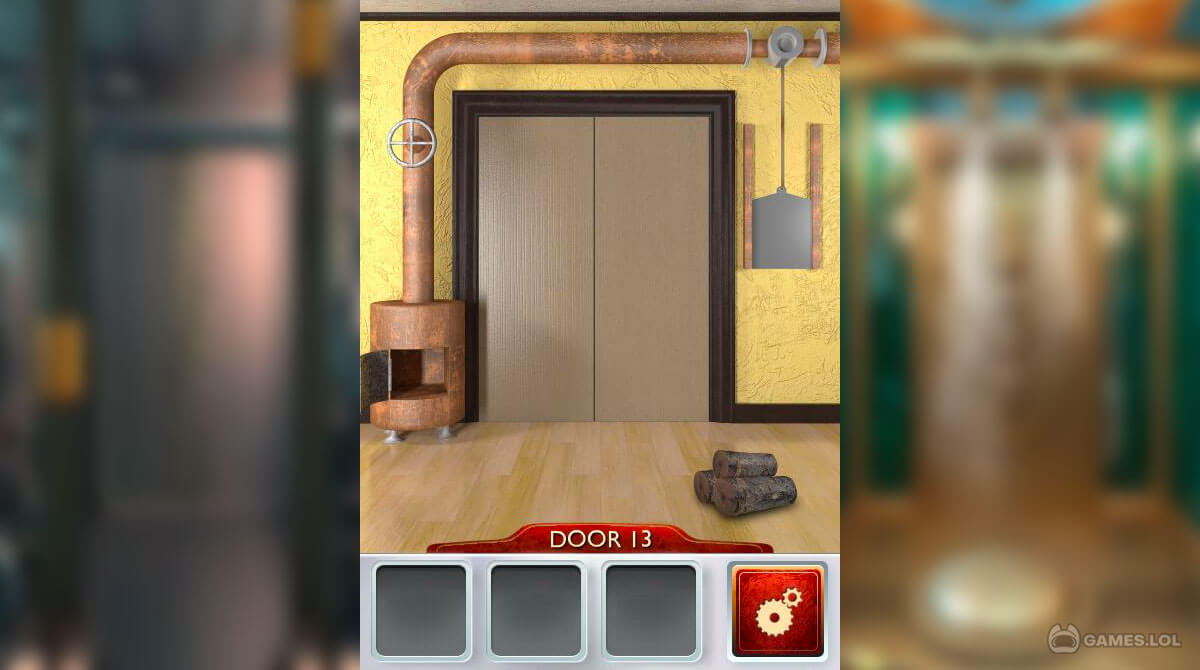 100 doors 2 download PC free
