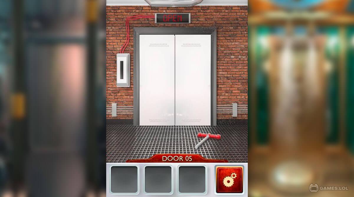 100 doors 2 download free