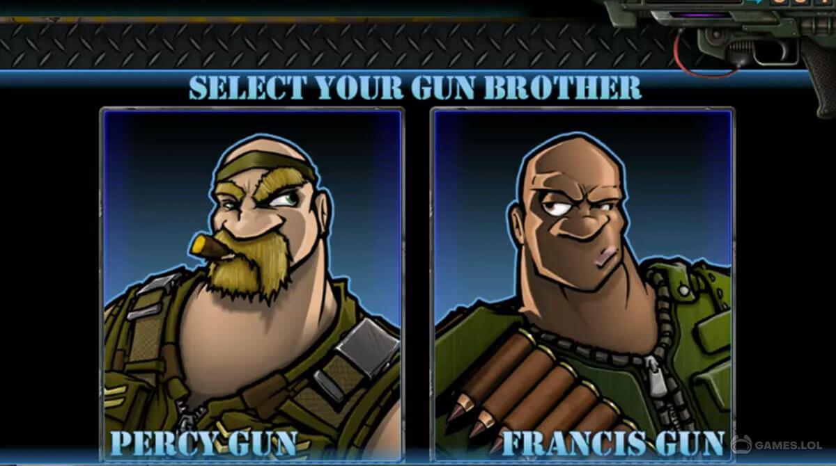 gun bros multiplayer download PC free