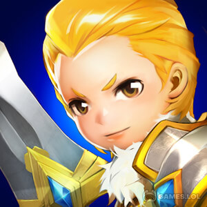 Play Hello Hero RPG on PC