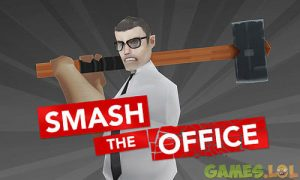 Play Smash the Office – Stress Fix on PC