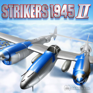 Play STRIKERS 1945-2 on PC