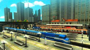 train racing games download PC