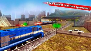 train racing games download PC free