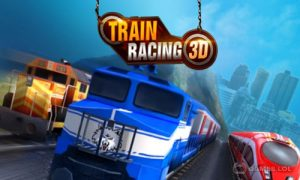 Play Train Racing Games 3D 2 Player on PC