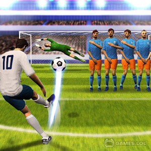 Play World Cup Penalty Shootout on PC