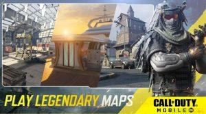 call of duty captain on legendary maps