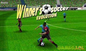 Play Winner Soccer Evolution on PC