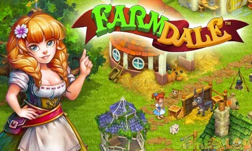 Play Farmdale – farm village simulator on PC
