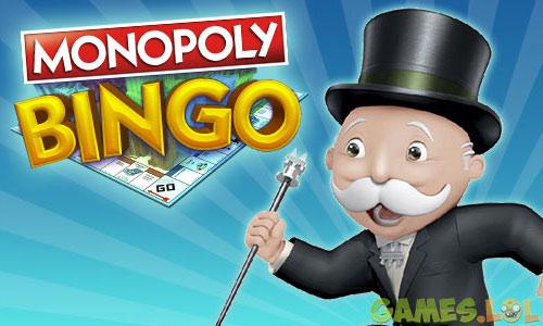 Play MONOPOLY Bingo! on PC