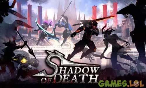 Play Shadow of Death: Dark Knight – Stickman Fighting on PC