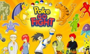 Play Poke Go Fight on PC