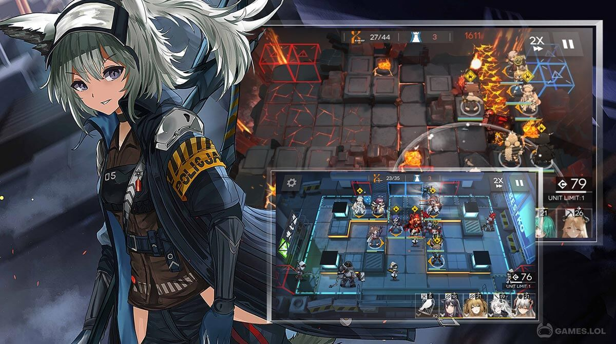arknights download PC