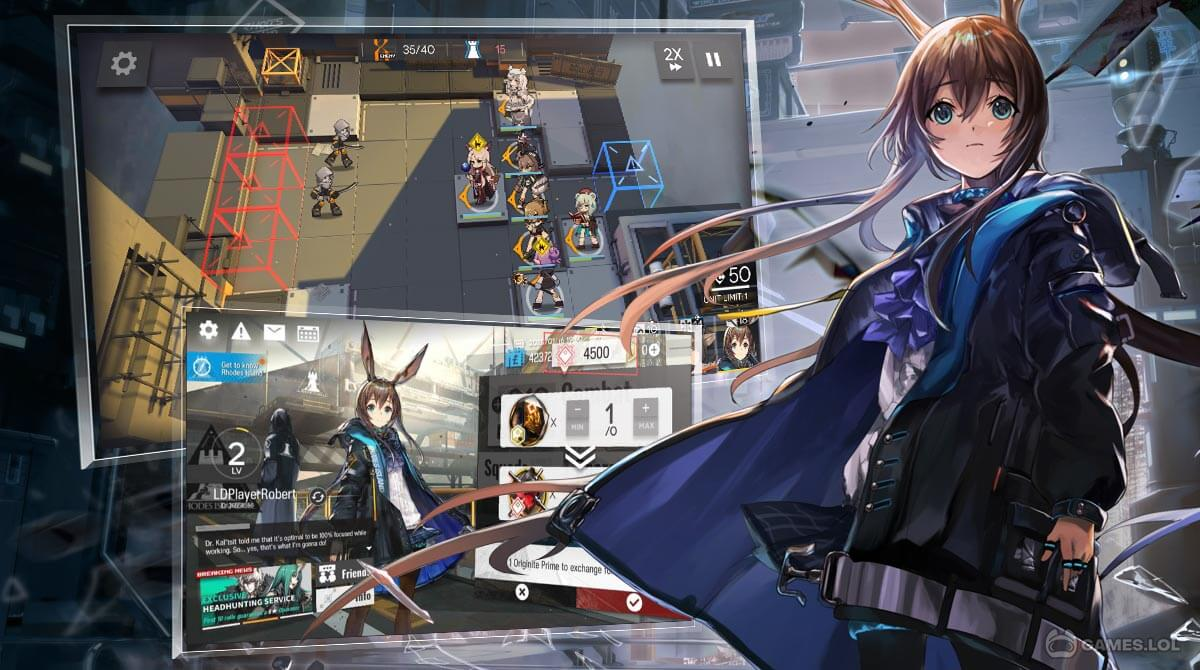 arknights download free