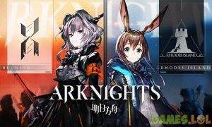 Play Arknights on PC