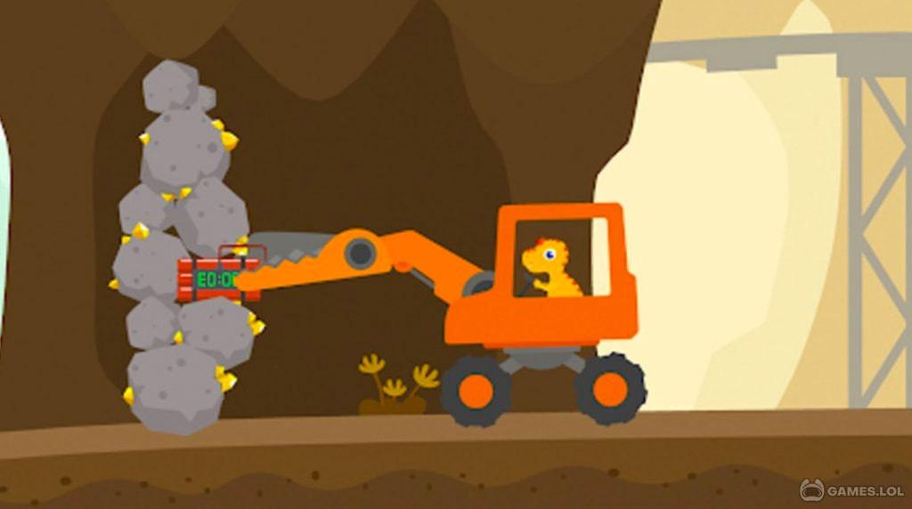 dinosaur digger 3 download PC free