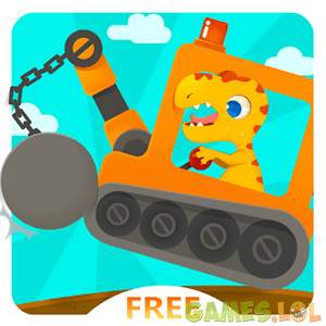 Play Dinosaur Digger 3 Free on PC