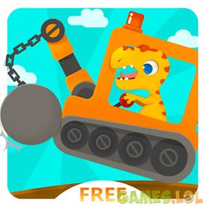 Play Dinosaur Digger 3 Free on PC