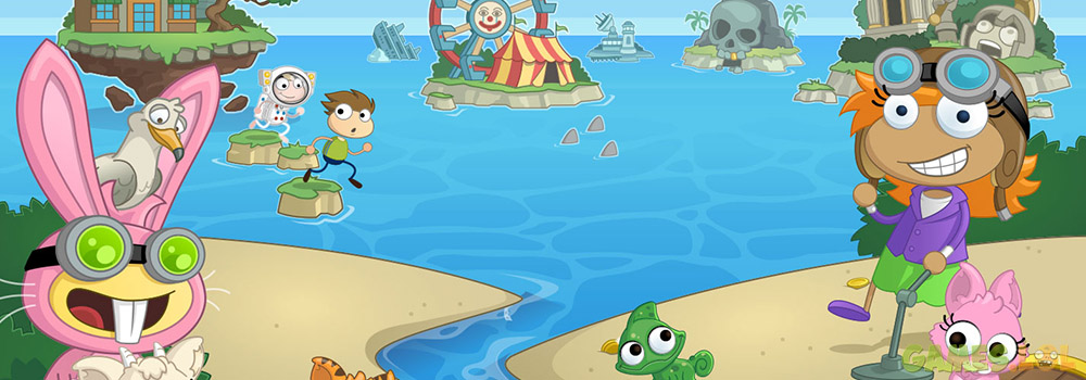 Poptropica Free PC Download