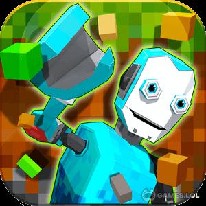 Play RoboCraft: Building & Survival Craft – Robot World on PC
