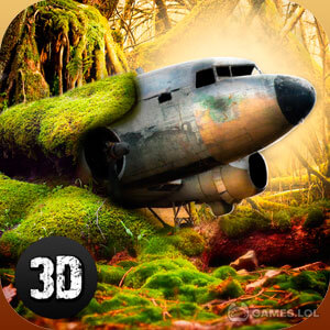 Play Tropical Island Survival 3D on PC