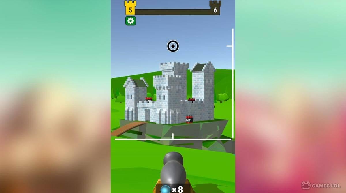 castle wreck download PC