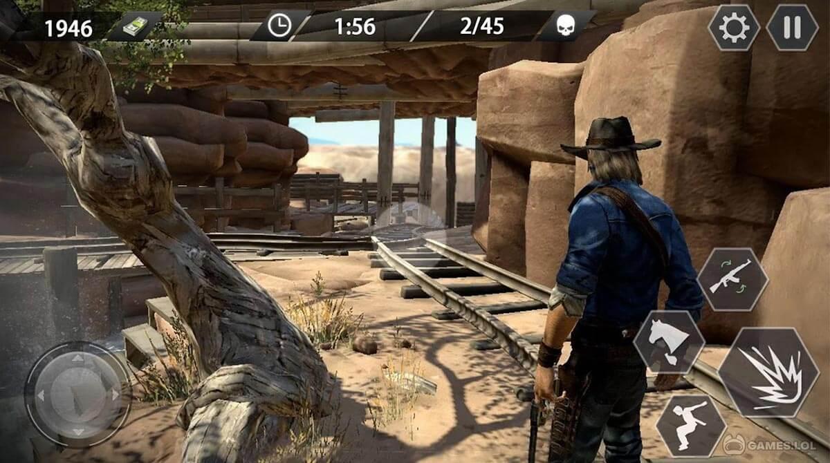 cowboy gun war download free