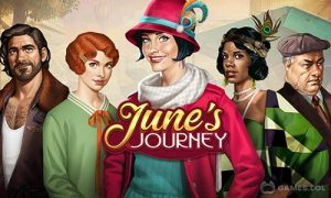 Play June's Journey Hidden Objects on PC