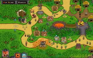 kingdom rush frontiers flying wave