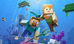 Minecraft Under the Sea Adventure