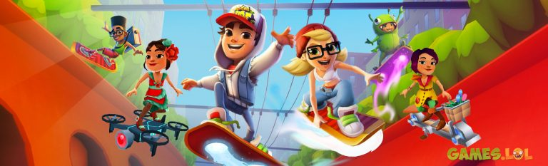 subway surfers learn more characters