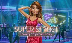 Play Super Stylist – Dress Up & Style Fashion Guru on PC