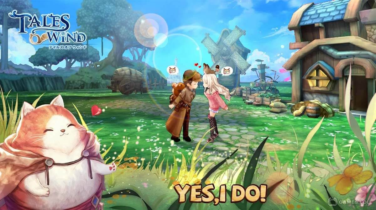 tales of wind download full version