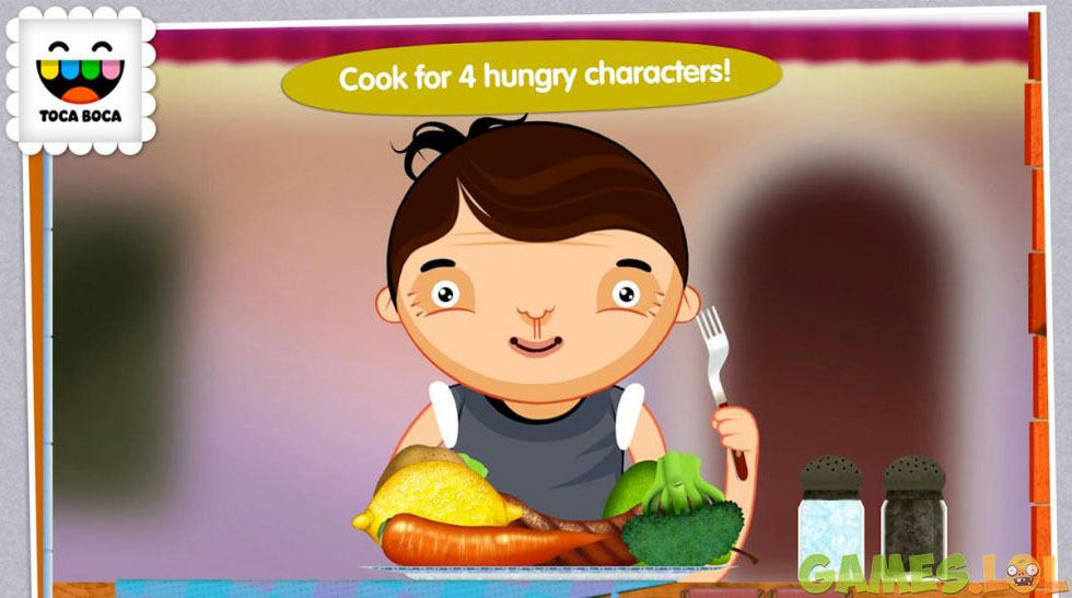 toca kitchen download PC