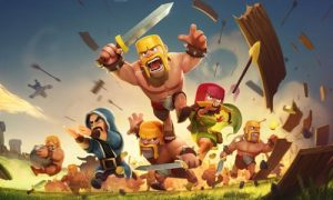 clash royale war of enemies