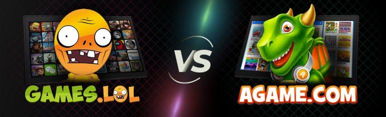 gameslol vs agame header pc