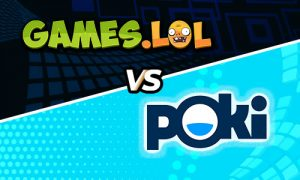 Games.lol vs Poki: A Brief Free-To-play Platform Comparison Featured Image