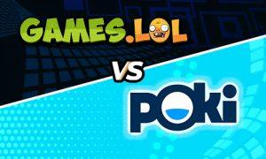 Gameslol vs Poki