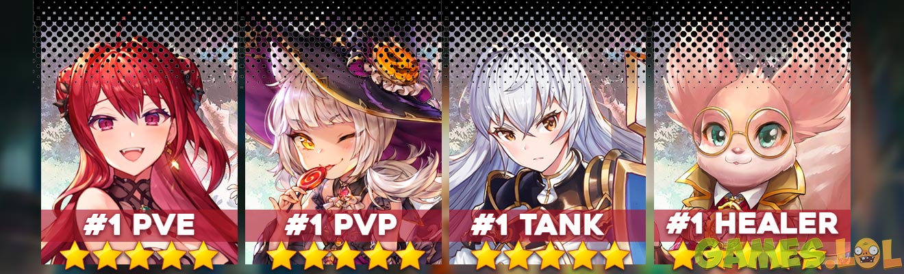 kings raid tier list rankings