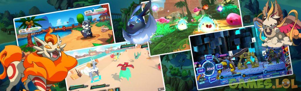 6 pokemon alternative games